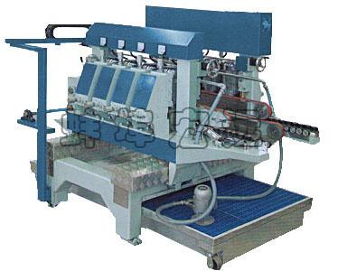 HY-800-8型玻璃双边磨边机