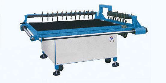 手动多刀玻璃切割机I型