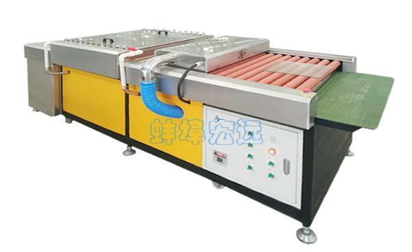 HY800-W型玻璃清洗机