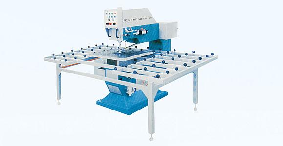 HY-1200型玻璃钻孔机